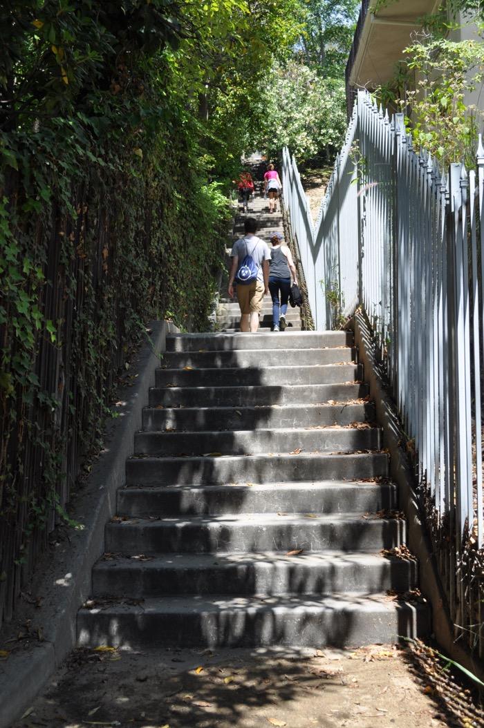 Attrayant Secret Stair Walk 29