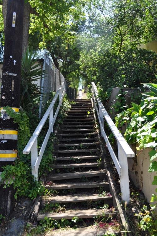secret stair walk #3