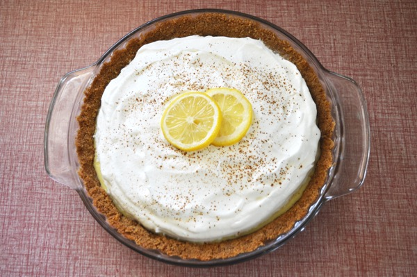 tom collins pie