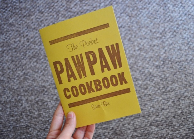 pawpaw cookbook
