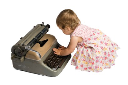 baby-typing