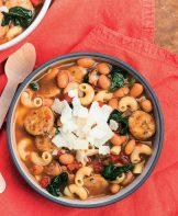 Spicy-Chicken-Sausage-Pasta-e-Fagioli_No-Pressure-Instant-Pg151-002